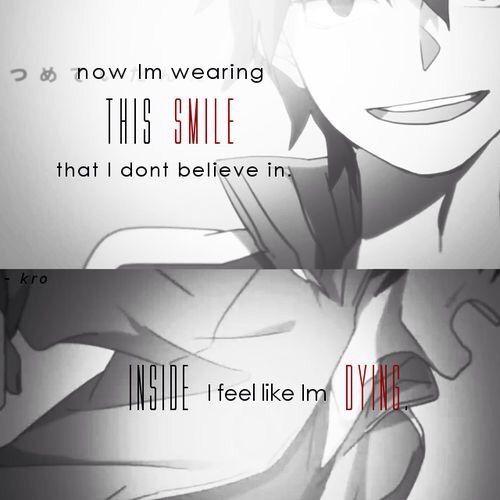 sad quotes part 13 anime amino