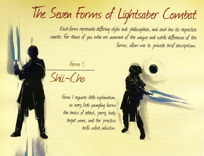 Best Lightsaber Form | Star Wars Amino