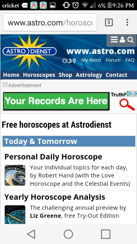 Step By Step: Making Your Natal Chart | Zodiac Dating Amino