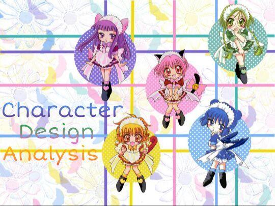 Character Design Analysis : Tokyo mew character design analysis magical girl
