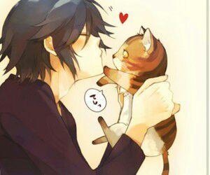 Black Cat Cafe Manga