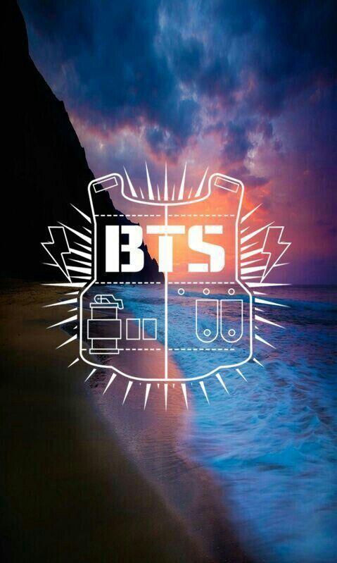 Download 600 Wallpaper Bts Logo  Terbaru
