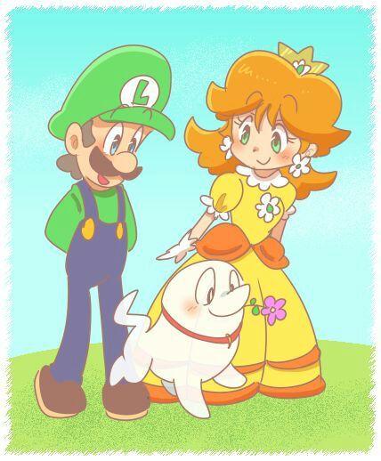 More Than A Sidekick Aka Why I Love Luigi Mario Amino