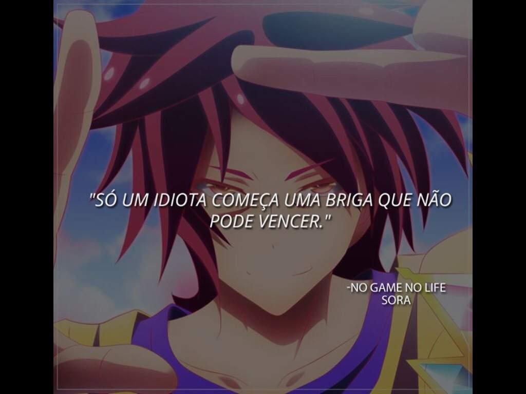 Frases No Game No Life Otanix Amino