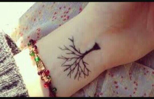 Diseños Y Significados De Arboles Love Tattoos Amino