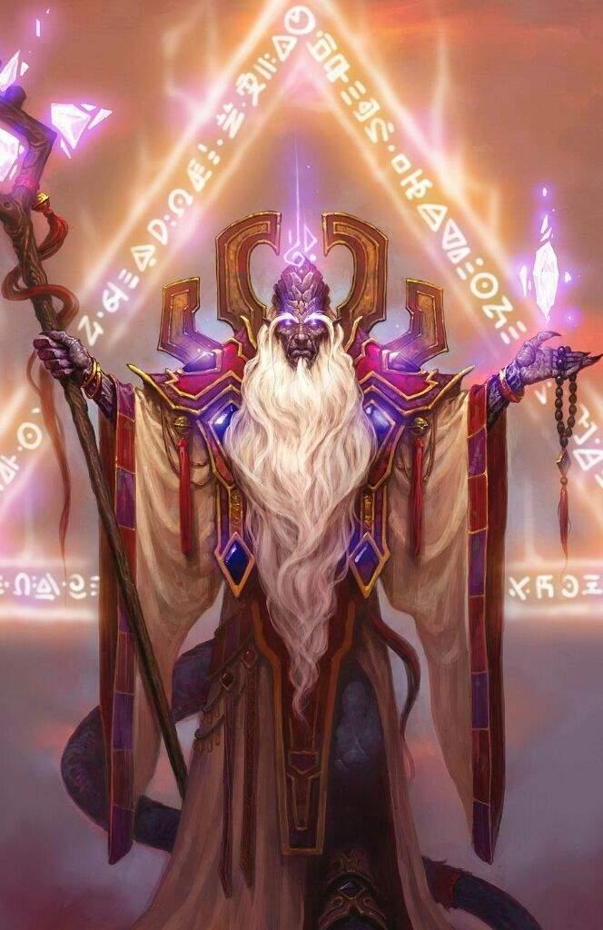 Demonology 101: Man'ari Eredar   WoW Amino
