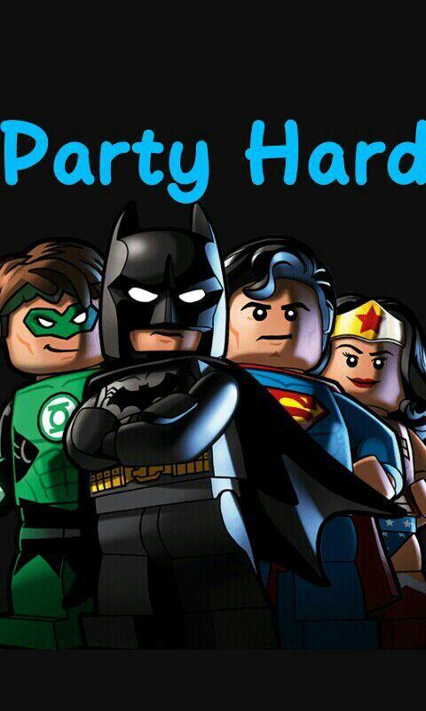 Party Hard 630 Seguidores Cómics Amino
