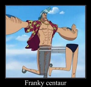Franky Wano Weapons Theory One Piece Amino