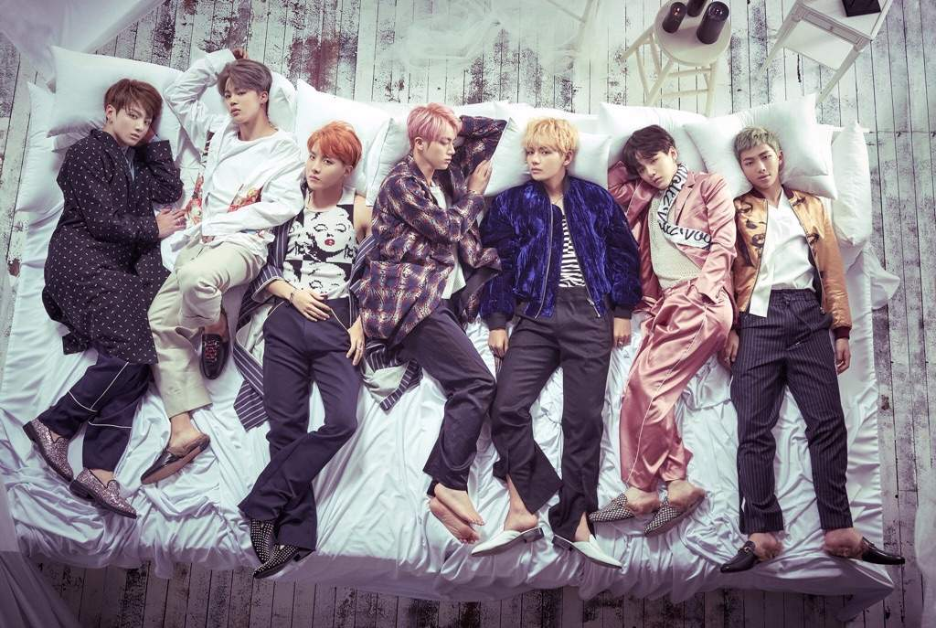 Article] 161004 BTS reveals the complete form of