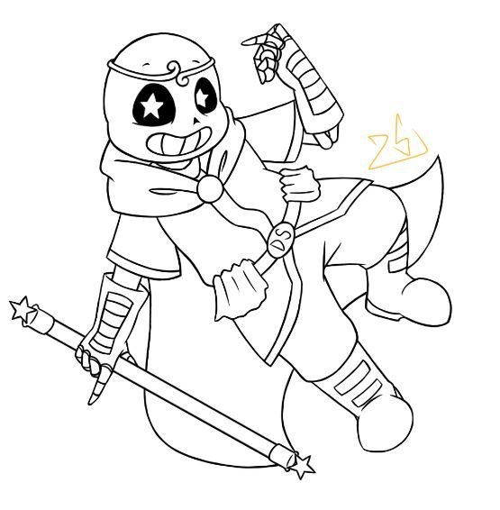 Image Result For Error Sans Coloring Pages