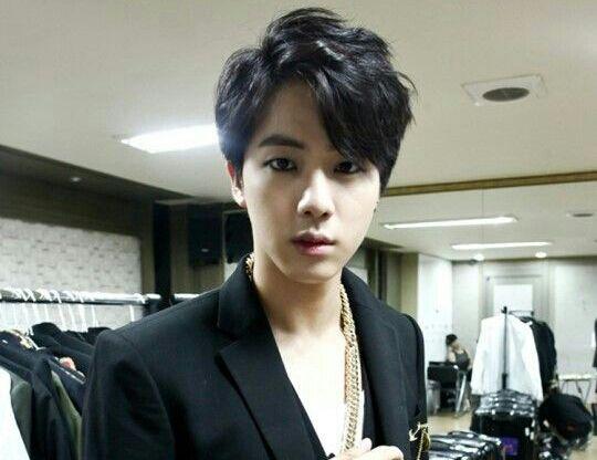 My Favorite Jin's Hair Colors