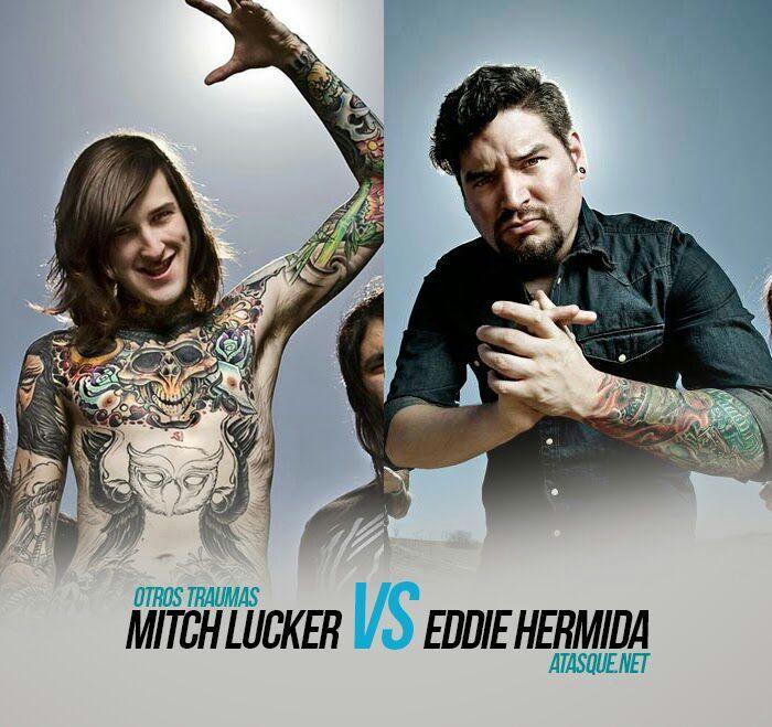 Mitch Lucker vs Eddie Hermida | Suicide Silence Amino Amino