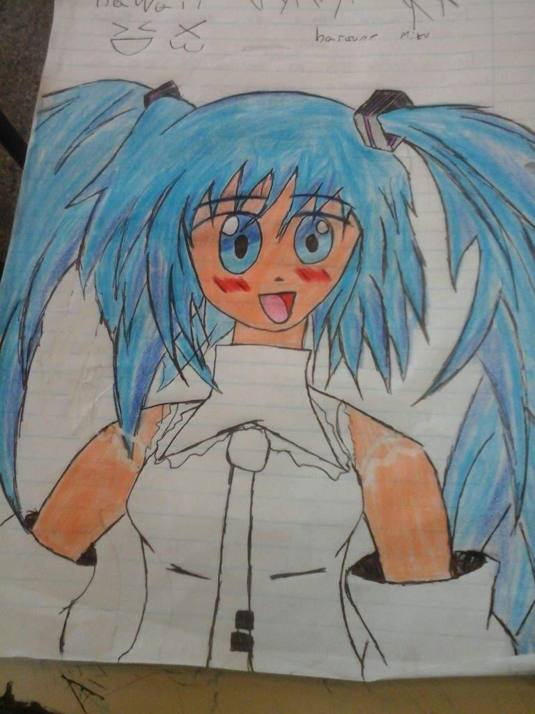 Dibujos Anime: Mis Nuevos Dibujos ^^