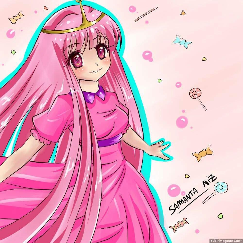 Como se veran los personajes de hora de aventura si fueran anime marceline altavistaventures Gallery