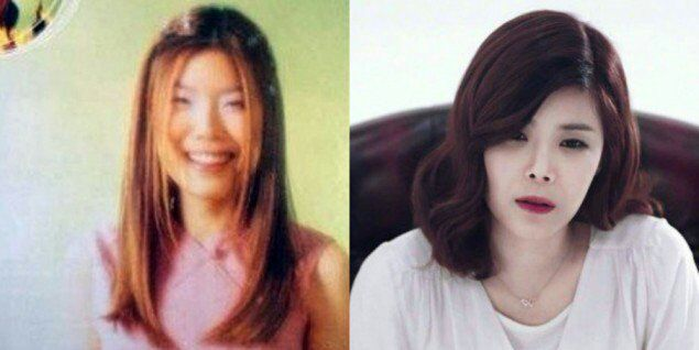 more korean stars who admitted to their surgeries and enhancements