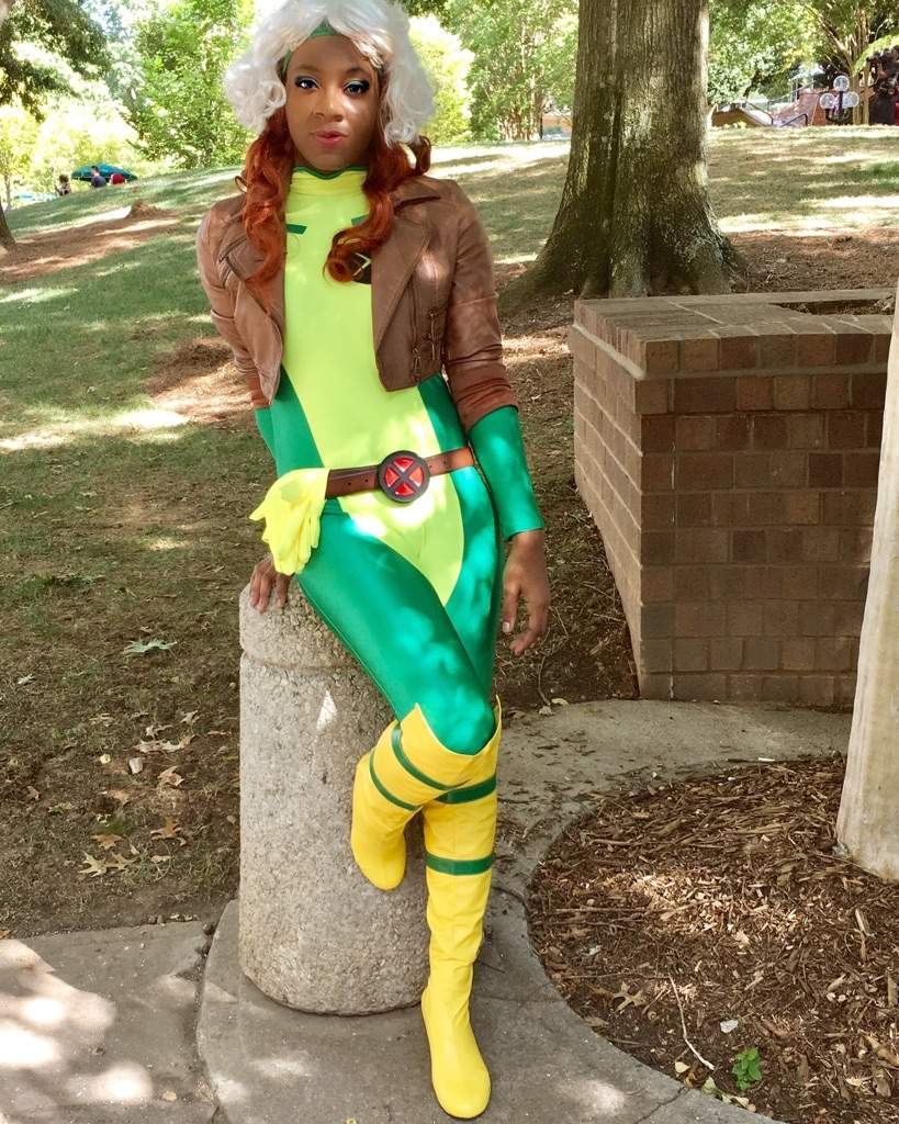 X Men Rogue Cosplay Amino