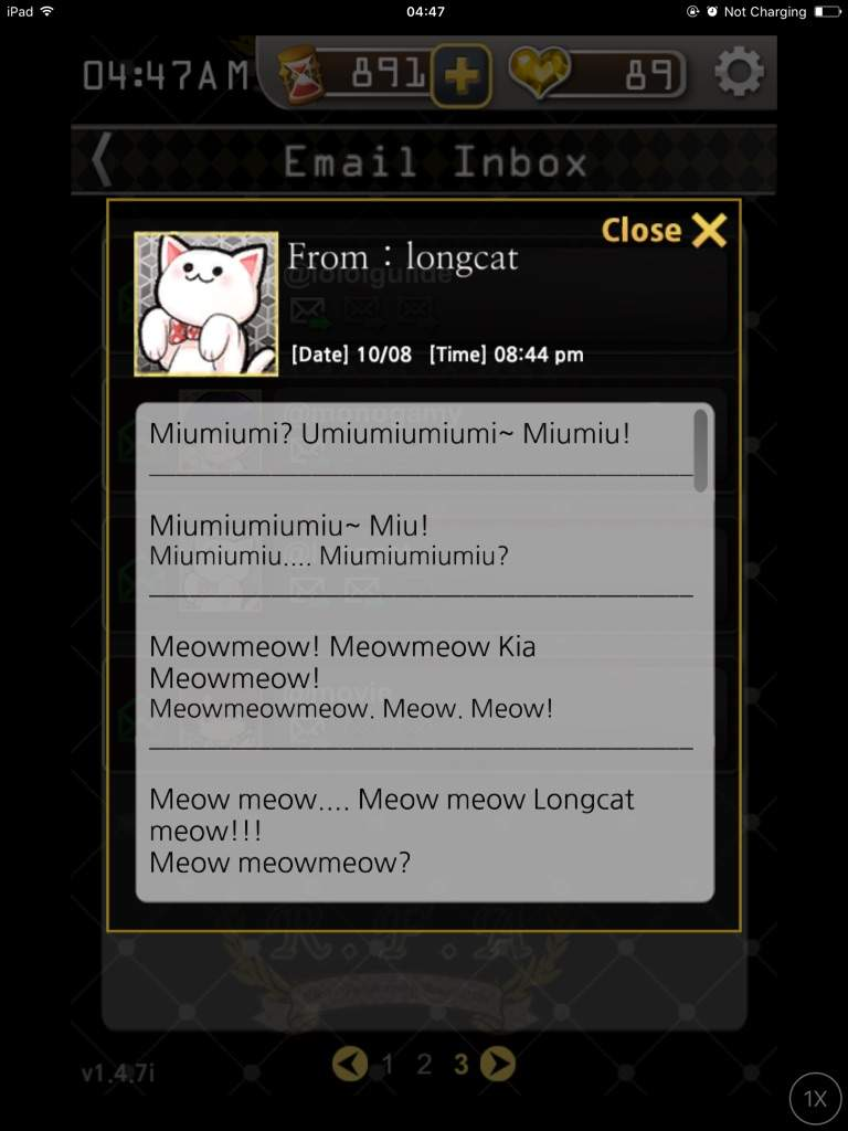 「mystic messenger emails」の画像検索結果