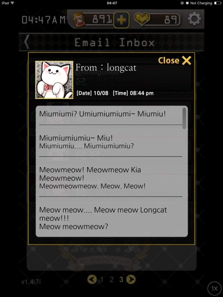 「mystic messenger emails」の画像検索結果
