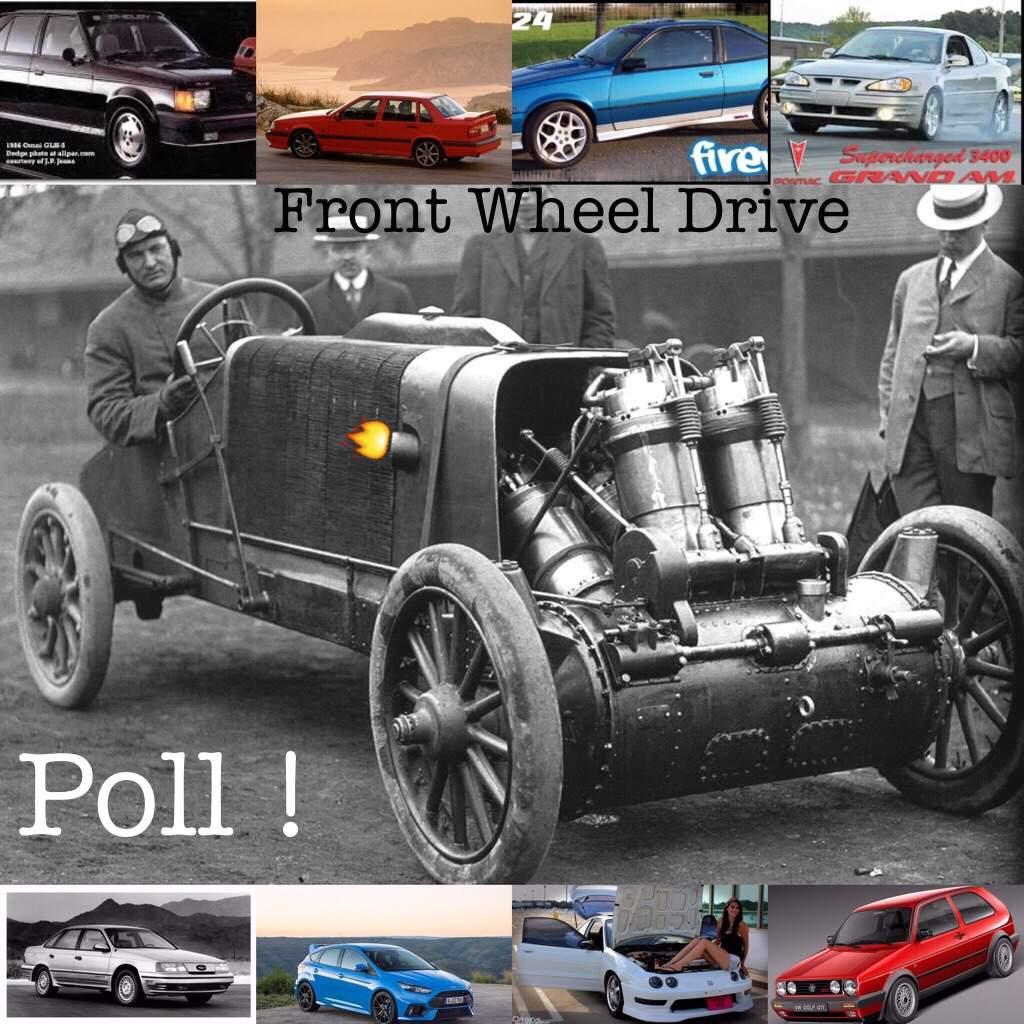 Front Wheel Drive Shootout Garage Amino