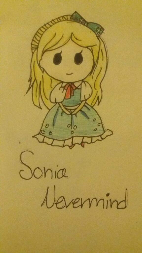 Lil Sonia Danganronpa Amino