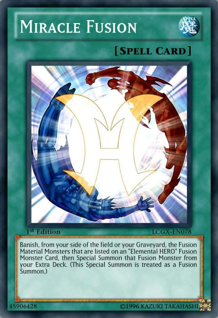 Invocación de Fusión! Tutorial   Yu-Gi-Oh! Español Amino