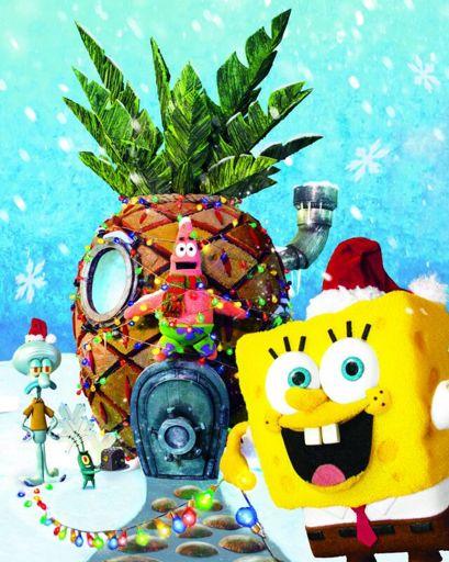 its a spongebob christmas - Spongebob Christmas Who