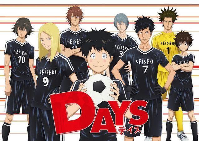 Days デイズ   Wiki   Anime Amino