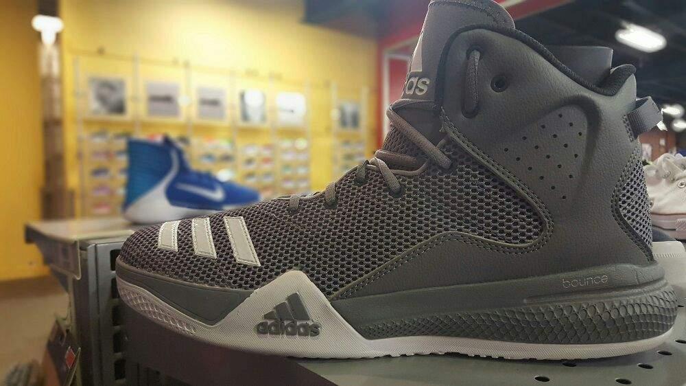 Adidas Dual Threat NEW SHOE