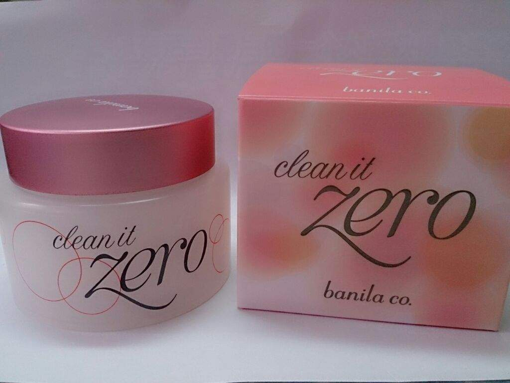 Clean It Zero 3-in-1 Cleansing Balm Purifying by banila co #22