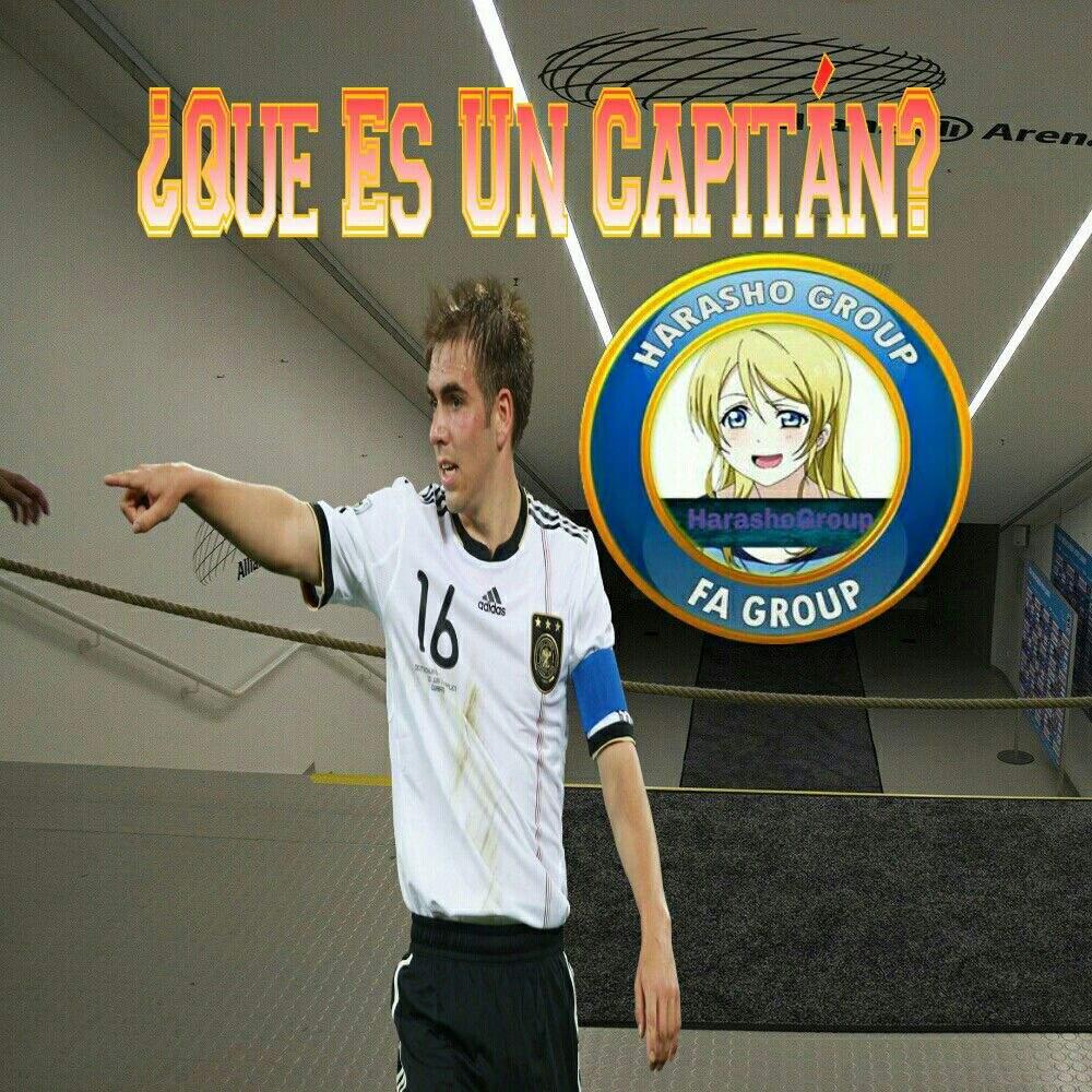 Qué Es Un Capitán Harasho Group Fútbol Amino Amino