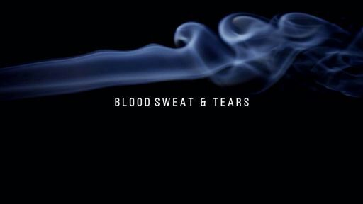symbolism in sweat