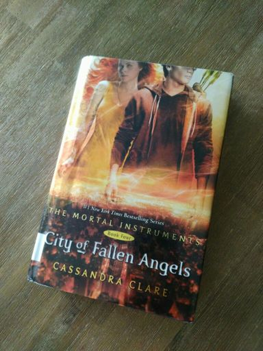 My thoughts on City of Fallen Angels 👼 (spoilers) | Books