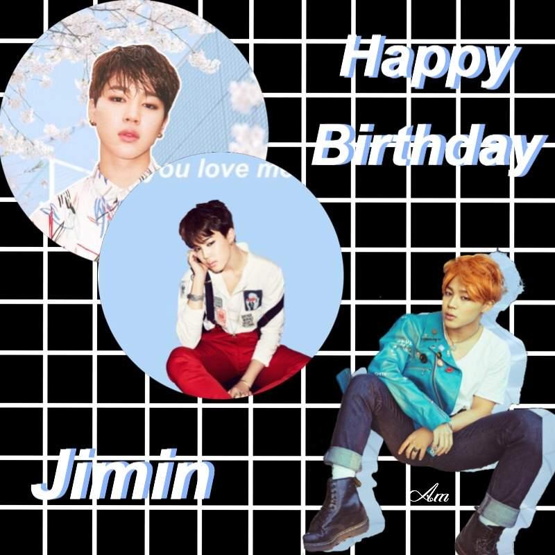 Happy Birthday Jimin