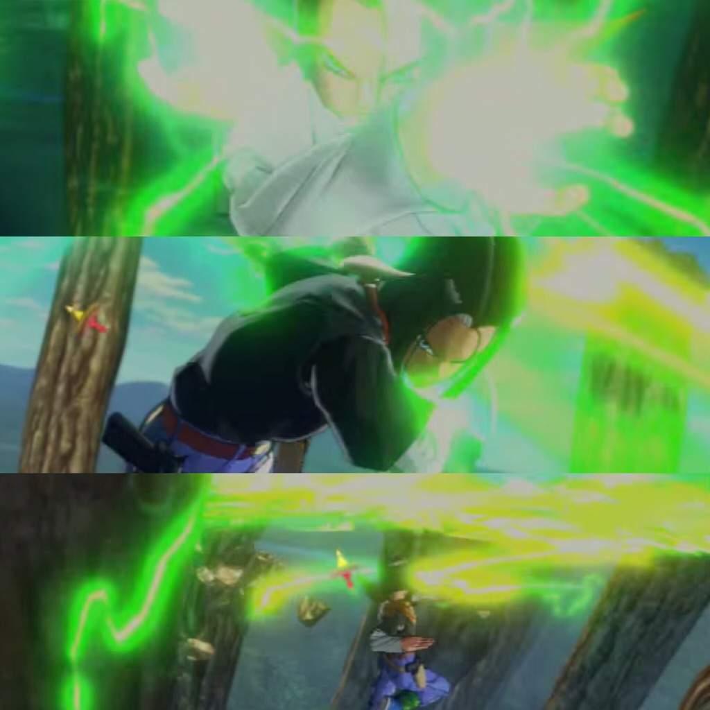 Dragon Ball Xenoverse 2: Bring Back Super Electric Strike