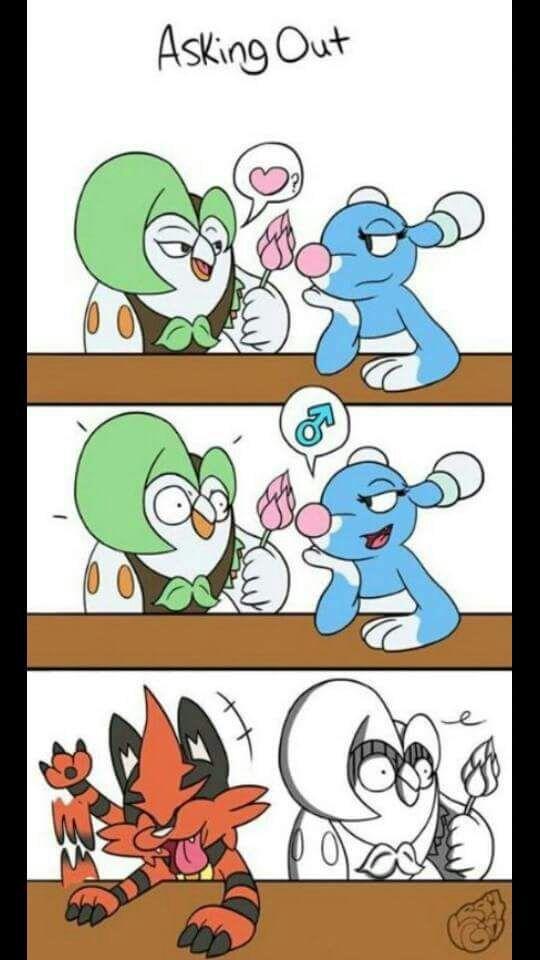 Dating pokemon