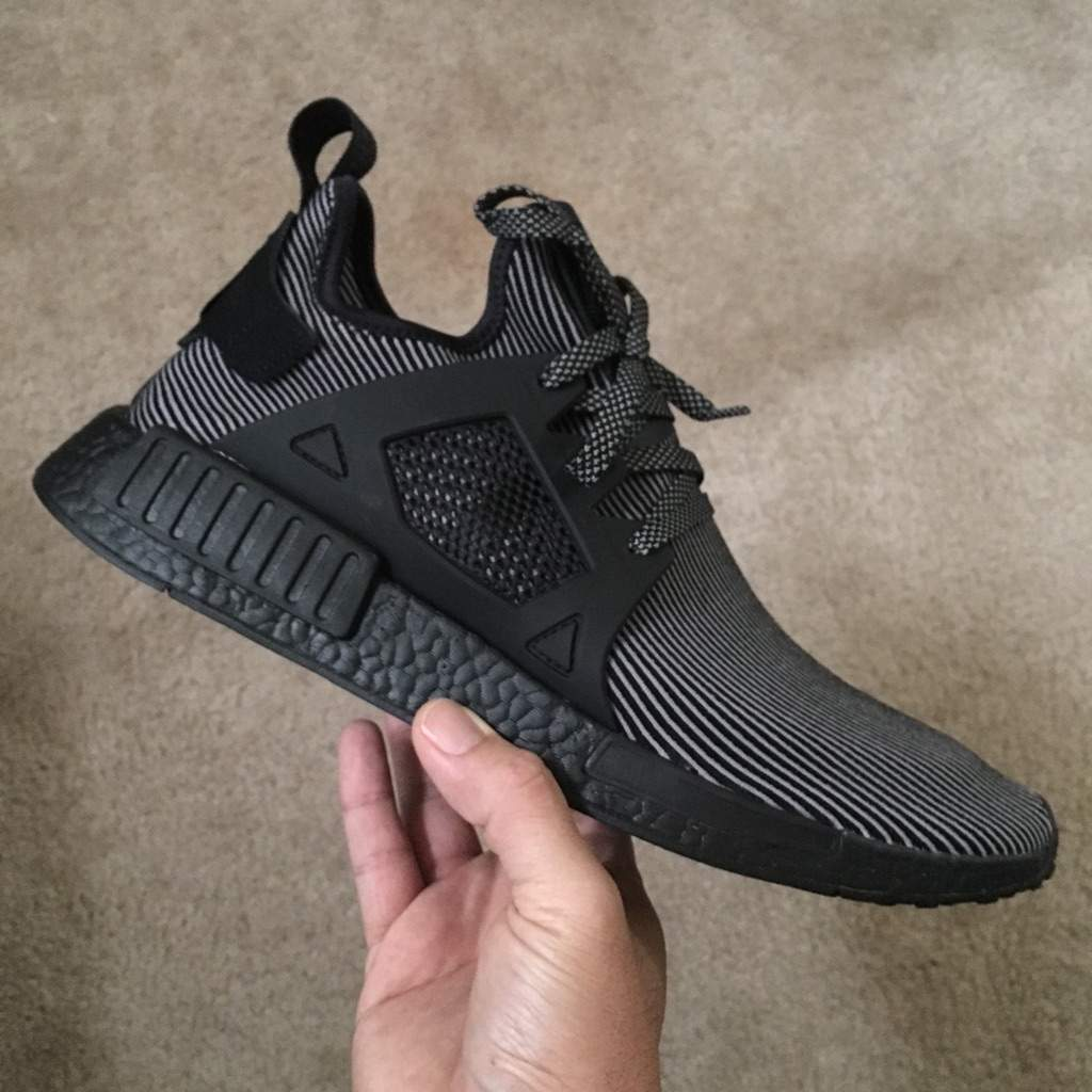 new arrival 0086e 960a0 OctoberKicksDay12 Adidas NMD XR1 PK 'Triple Black ...
