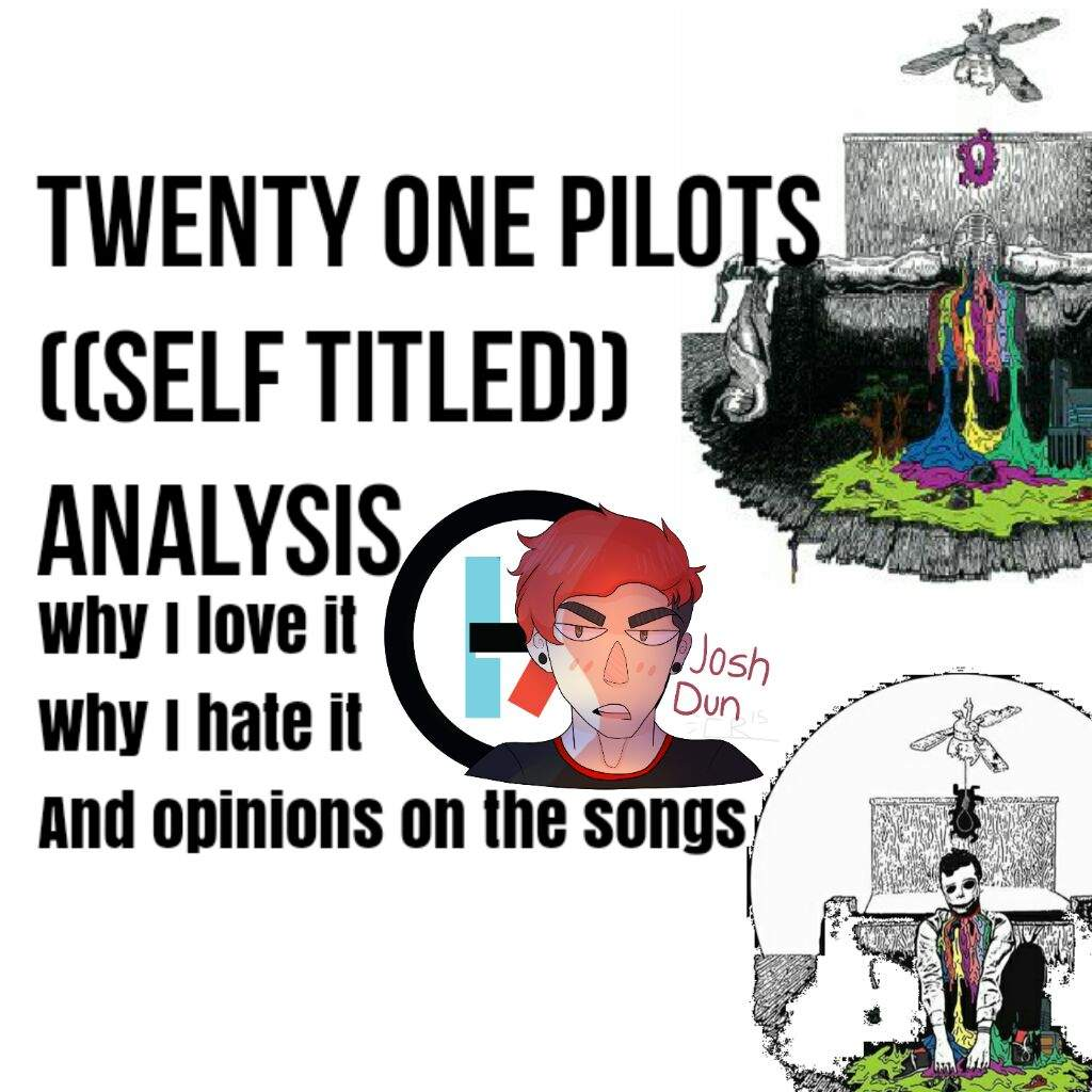Analysistwenty one pilots self titled clique amino and for all the lazy people ill have a summary of each point i make in big capital letters so you dont have to read the paragraphs biocorpaavc