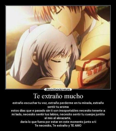 Frases De Amor 1 Anime Amino