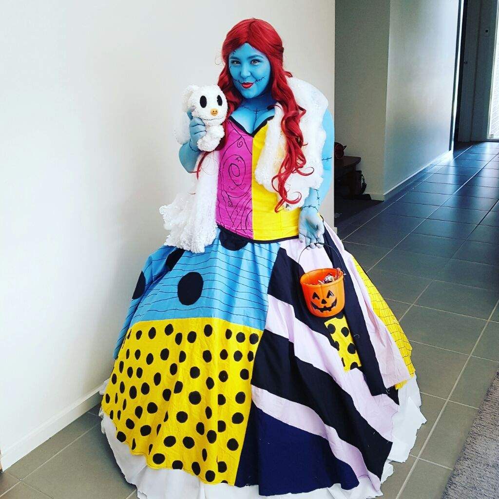Ballgown Sally (Nightmare Before Christmas) | Cosplay Amino