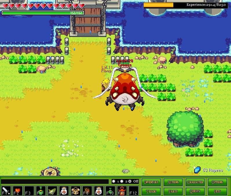 The legend of Zelda: The Golden Kingdom MMO | Zelda Amino