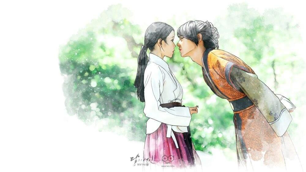 moon lovers scarlet heart ryeo k drama foto cantik