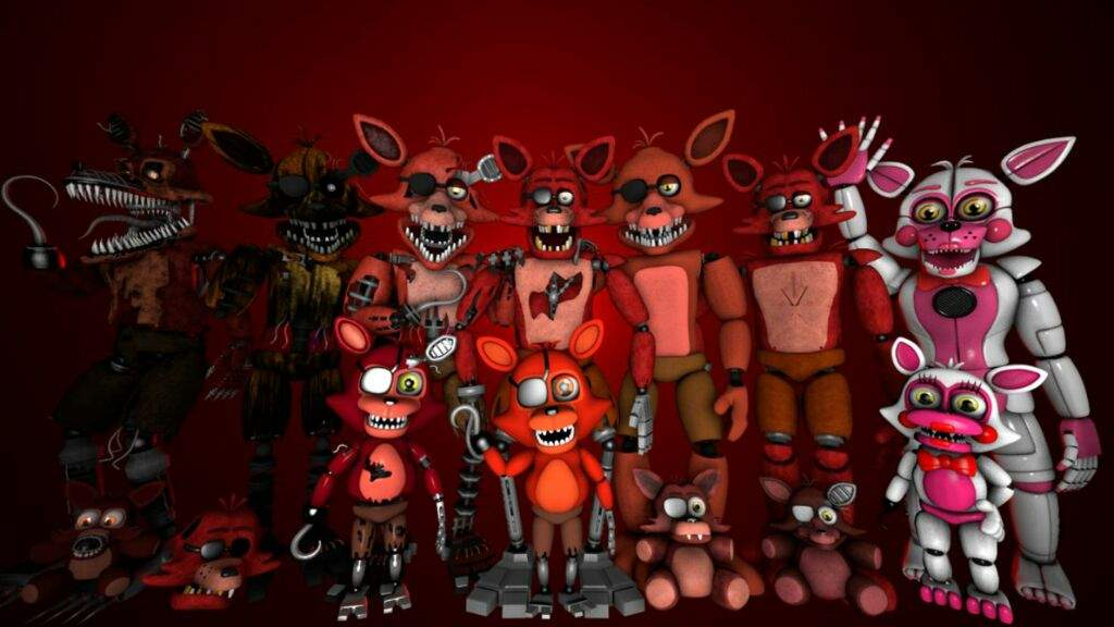 Foxy The Pirate Fox Five Nights At Freddys Amino