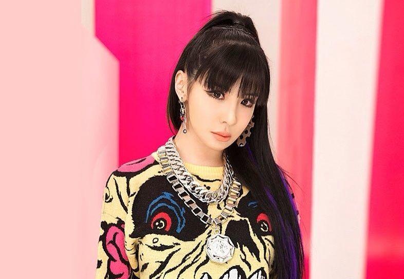 2ne1 Park Bom Returns On Instagram K Pop Amino