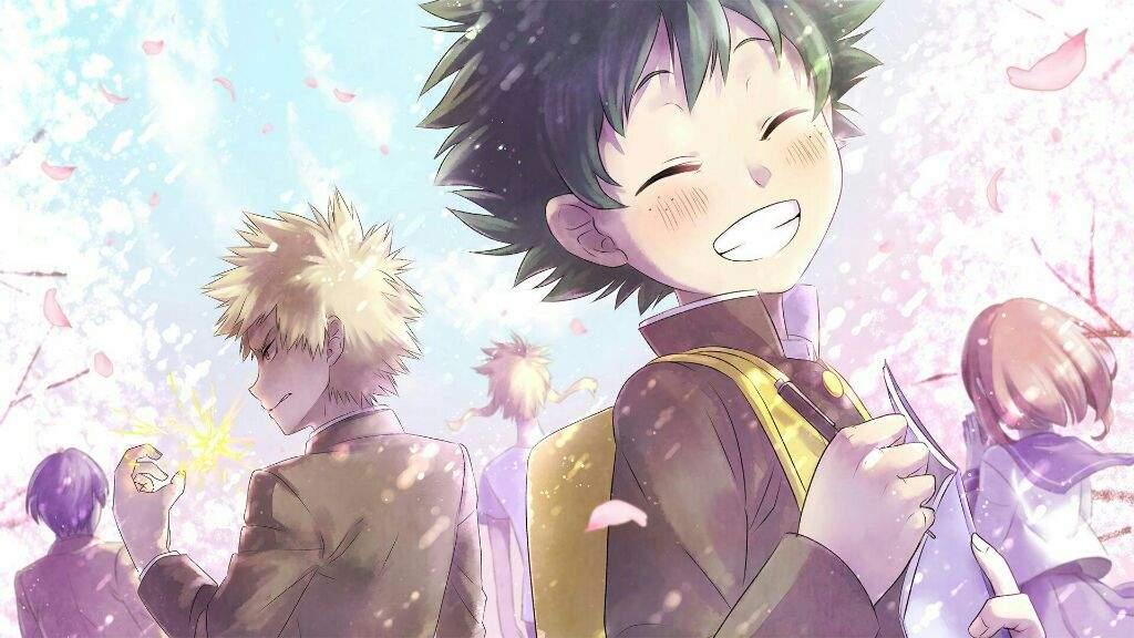 Boku No Hero Academia Wallpapers Anime Amino