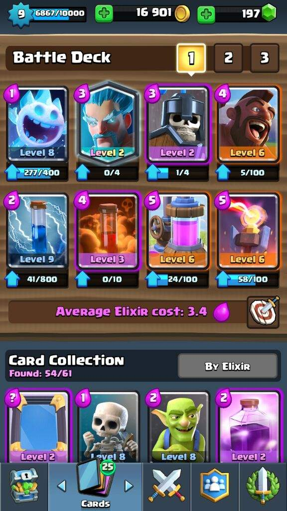 Ice Spirit Favourite Card Challenge Clash Royale Amino
