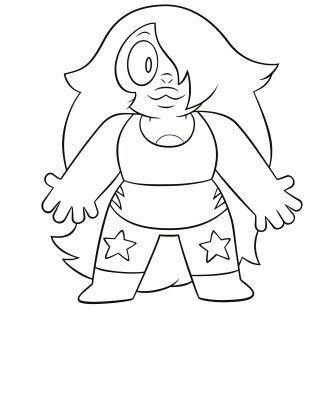 Como Desenhar Pérola E Ametista Steven Universe Br Amino