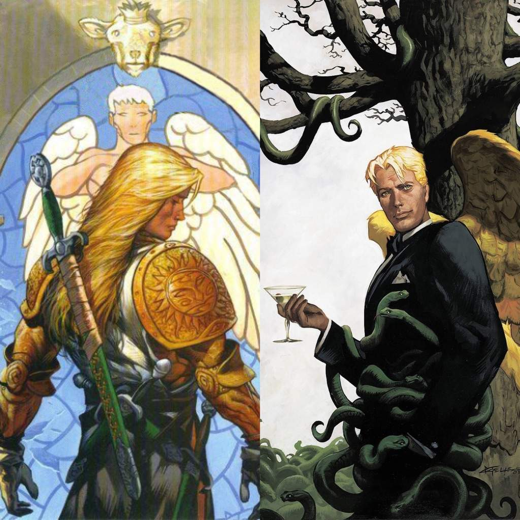 Lucifer Morningstar Dc Comics: Who's In Charge Of The DC Universe?