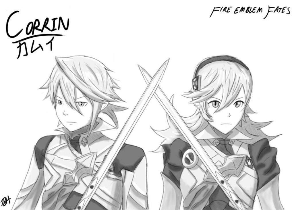 Optimizing Corrin Fire Emblem Amino