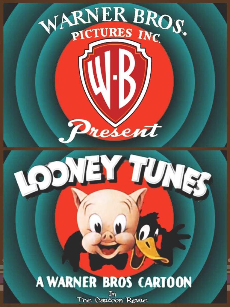 the cartoon revue: daffy duck and porky pig meet the groovie goolies