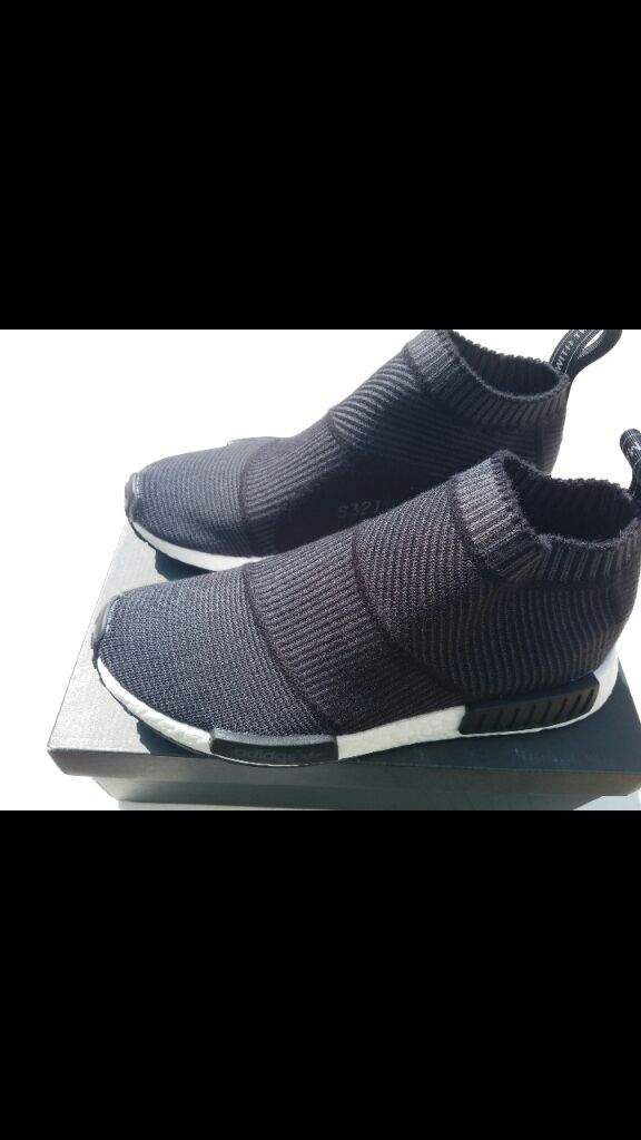 14f18f7a5d1c8 ... have for sale a pair of Adidas Nmd City socks size 9.5. They re DS come  with OG box and the receipt straight from the Adidas originals store in  soho.
